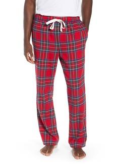 vineyard vines Jolly Plaid Cotton Flannel Pajama Pants