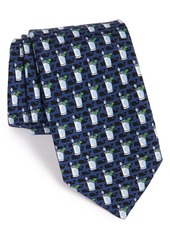 Vineyard Vines 'Kentucky Derby® - Mint Julep' Silk Tie