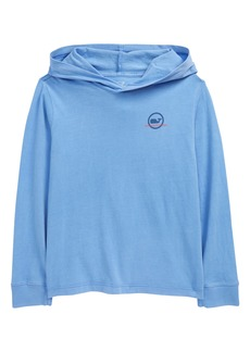 vineyard vines Kids' Whale Dot Graphic Hoodie (Toddler & Little Boy)