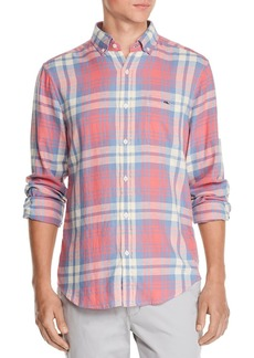 Vineyard Vines Kings Point Plaid Slim Fit Button-Down Shirt