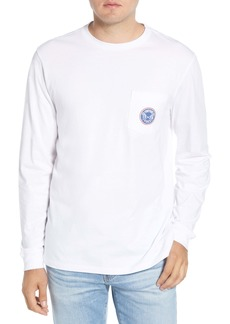 vineyard vines Lacrosse Crest Pocket T-Shirt