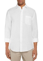 Vineyard Vines Linen Murray Classic Fit Button-Down Shirt
