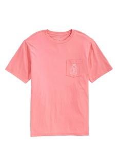 vineyard vines Lobster Bib Pocket Classic Fit T-Shirt