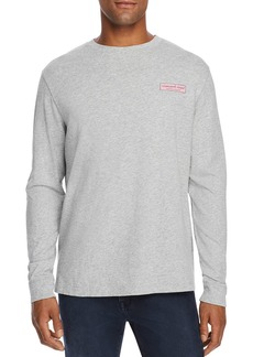 Vineyard Vines Long-Sleeve Box Logo Graphic Tee