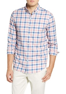vineyard vines Longshore Slim Fit Check Button-Down Sport Shirt