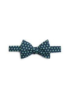 Vineyard Vines Luck of the Irish Clover Bow Tie