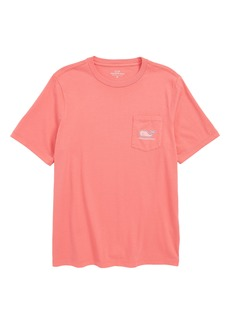 vineyard vines Martha's Vineyard Sticker T-Shirt (Big Boys)