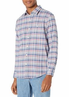 Vineyard Vines Men's Ferry Longshore Slim Button Down Shirt