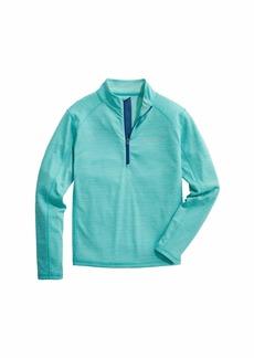 Vineyard Vines Men's Striped Sankaty 1/2-Zip Pullover  XS