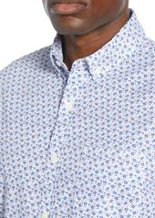 vineyard vines Murray Slim Fit Mini Floral Sport Shirt