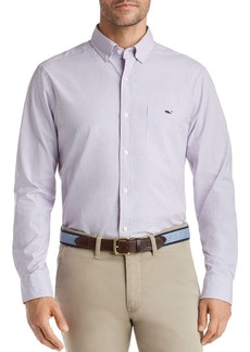 Vineyard Vines Murray Mini Tattersall Classic Fit Button-Down Shirt