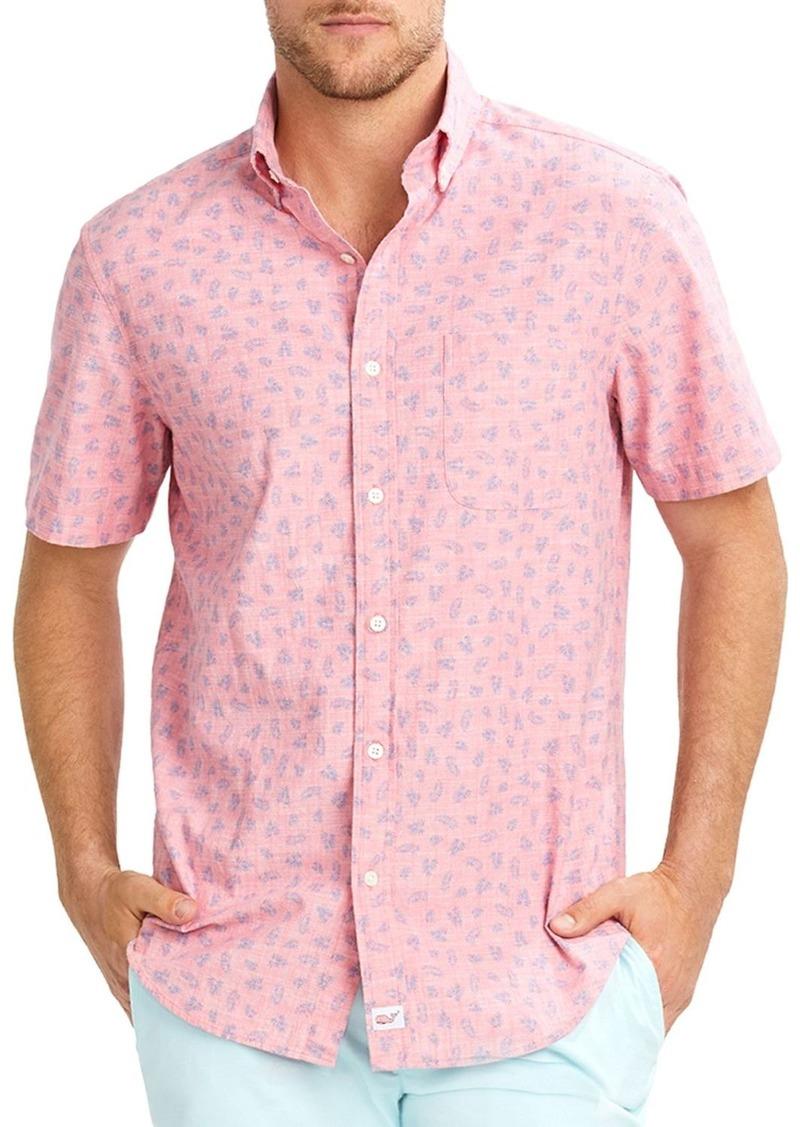 Vineyard Vines Murray Slim Fit Short-Sleeve Shirt