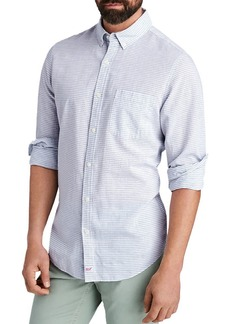 Vineyard Vines Murray Striped Slim Fit Button-Down Shirt