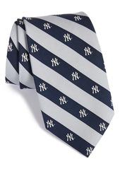 vineyard vines New York Yankees - MLB Print Silk Tie