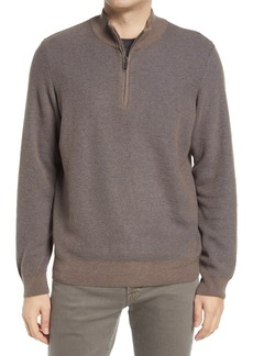 vineyard vines Offshore On-The-Go Quarter Zip Pullover