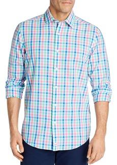 Vineyard Vines Orange Grove Cooper Classic-Fit Button-Down Shirt