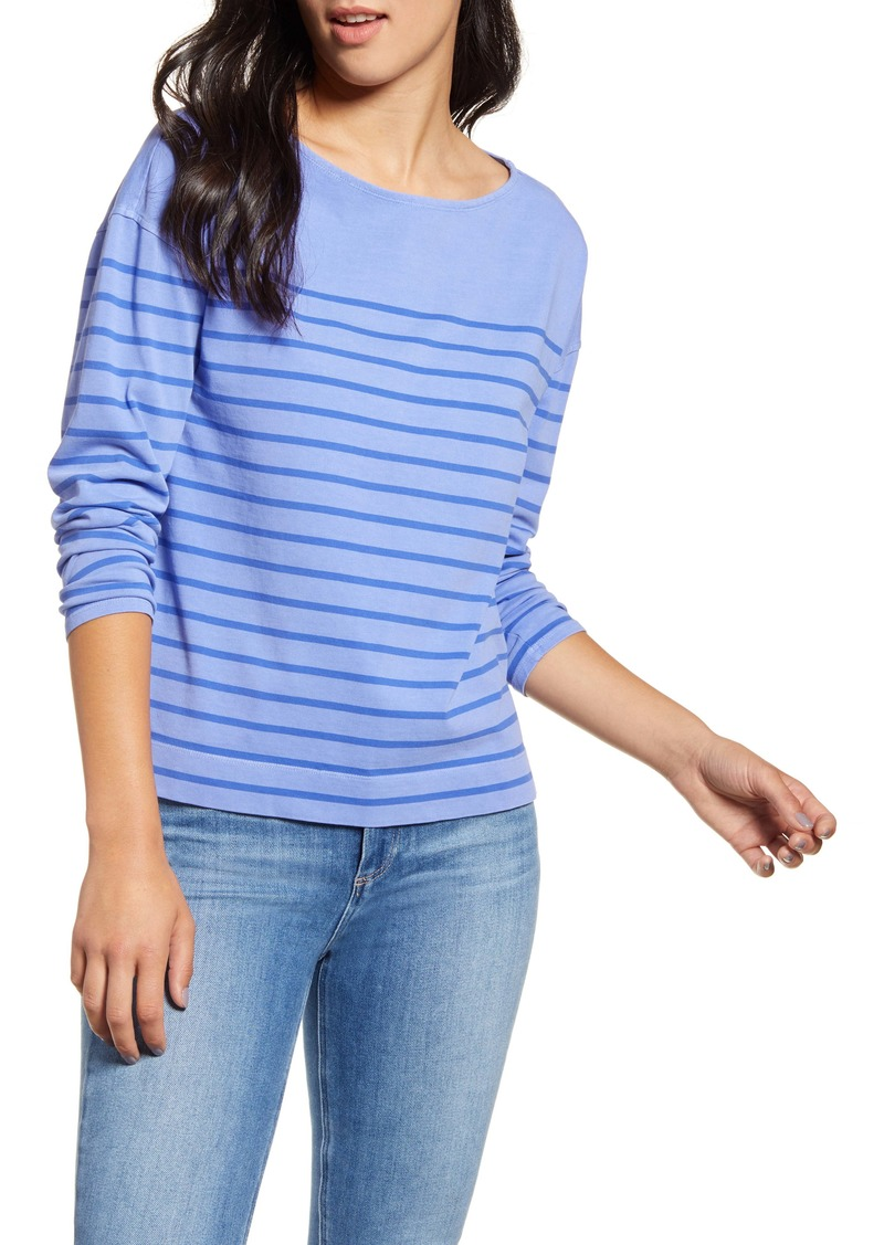 vineyard vines Overdyed Striped Top