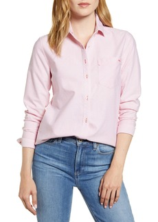 vineyard vines Oxford Chilmark Stripe Button-Down Shirt