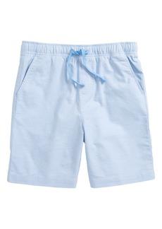 vineyard vines Oxford Stripe Jetty Shorts (Toddler Boys & Little Boys)