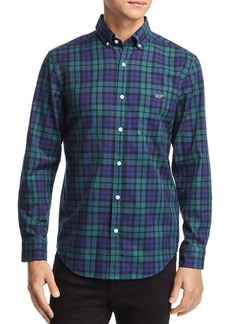 Vineyard Vines Palmer Hill Tucker Plaid Classic Fit Button-Down Shirt