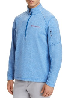 Vineyard Vines Performance Jersey Half-Zip Pullover