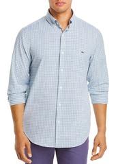 Vineyard Vines Performance Plaid Twill Classic Fit Button-Down Shirt