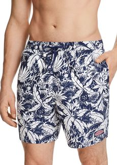 Vineyard Vines Pineapple Palms Chappy Swim Trunks