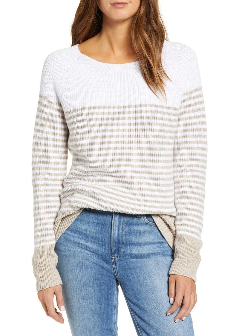 vineyard vines Placed Stripe Sweater