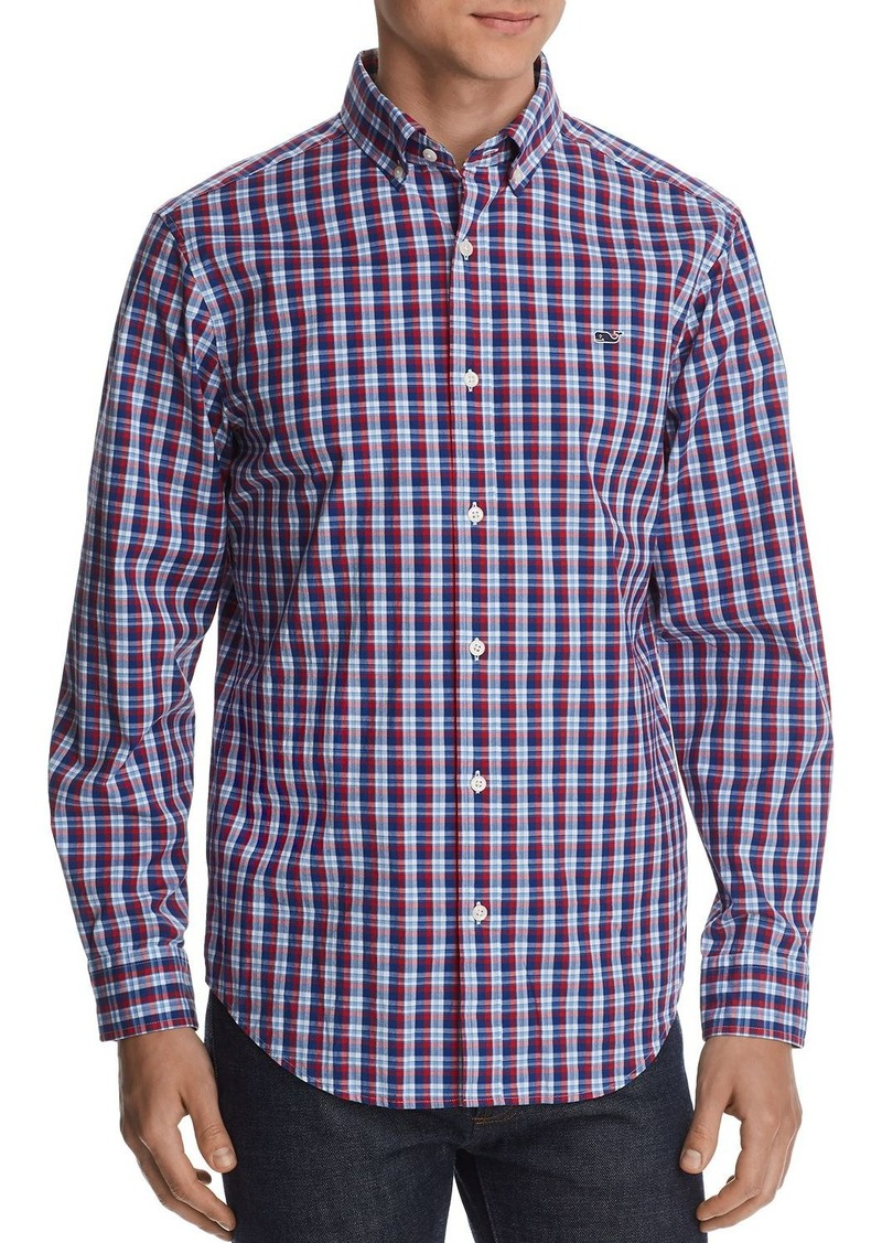 Vineyard Vines Plaid Classic Fit Button-Down Shirt