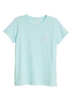 vineyard vines Pocket Two-Tone Whale Graphic Tee