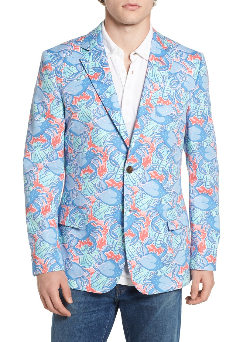 Vineyard Vines Vineyard Vines Print Sport Coat   Suits - Shop It To Me