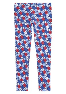 vineyard vines Puzzle Whale Leggings (Little Girls & Big Girls)