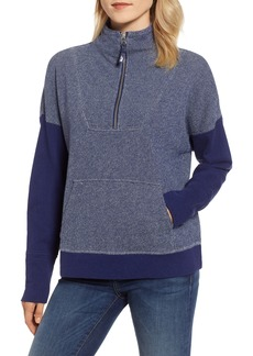 vineyard vines Quarter Zip Popover Sweater