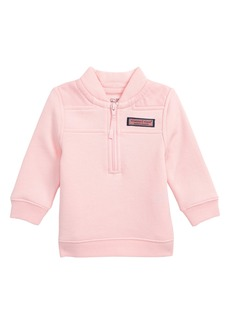 vineyard vines Quarter Zip Pullover (Baby)