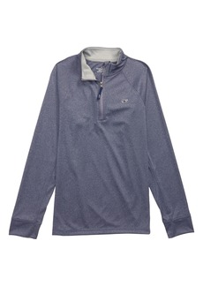 vineyard vines Quarter Zip Pullover (Big Boys)