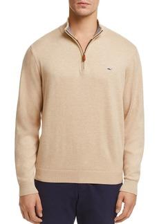 Vineyard Vines Quarter-Zip Sweater