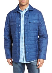 Vineyard Vines Quilted Shirt Jacket