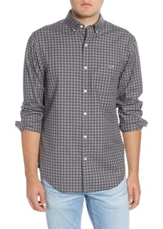 vineyard vines Raglan Tucker Classic Fit Check Button-Down Shirt