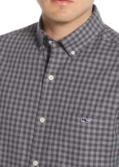 vineyard vines Raglan Tucker Classic Fit Check Button-Down Shirt