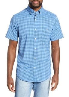 vineyard vines Performance Gingham Regular Fit Tucker Shirt