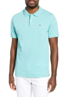 vineyard vines Regular Fit Stretch Piqué Polo