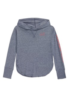 vineyard vines Relaxed Graphic Hooded Sweatshirt (Toddler Girls)