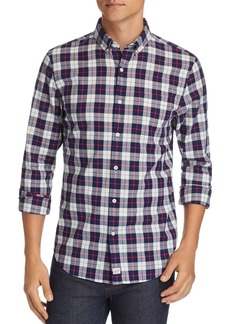 Vineyard Vines Riverbank Plaid Slim Fit Button-Down Shirt