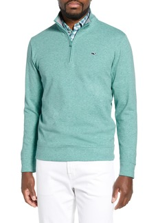 vineyard vines Saltwater Quarter Zip Pullover
