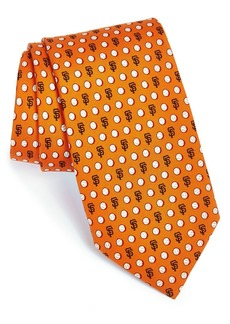 Vineyard Vines 'San Francisco Giants - MLB' Woven Silk Tie