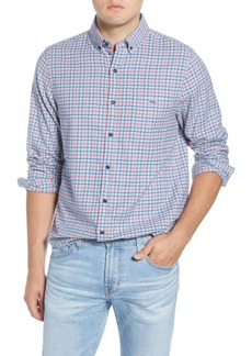 vineyard vines San Marino Slim Fit Plaid Button-Down Shirt