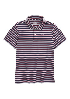 vineyard vines Sanka Stripe Polo (Big Boys)