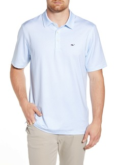 vineyard vines Sankaty Mini Starfish Performance Polo