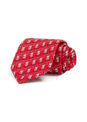Vineyard Vines Santa Fly Fishing Classic Tie