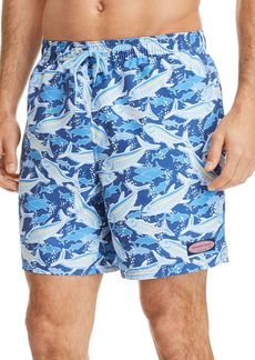 Vineyard Vines School Of Tuna Chappy Swim Trunks